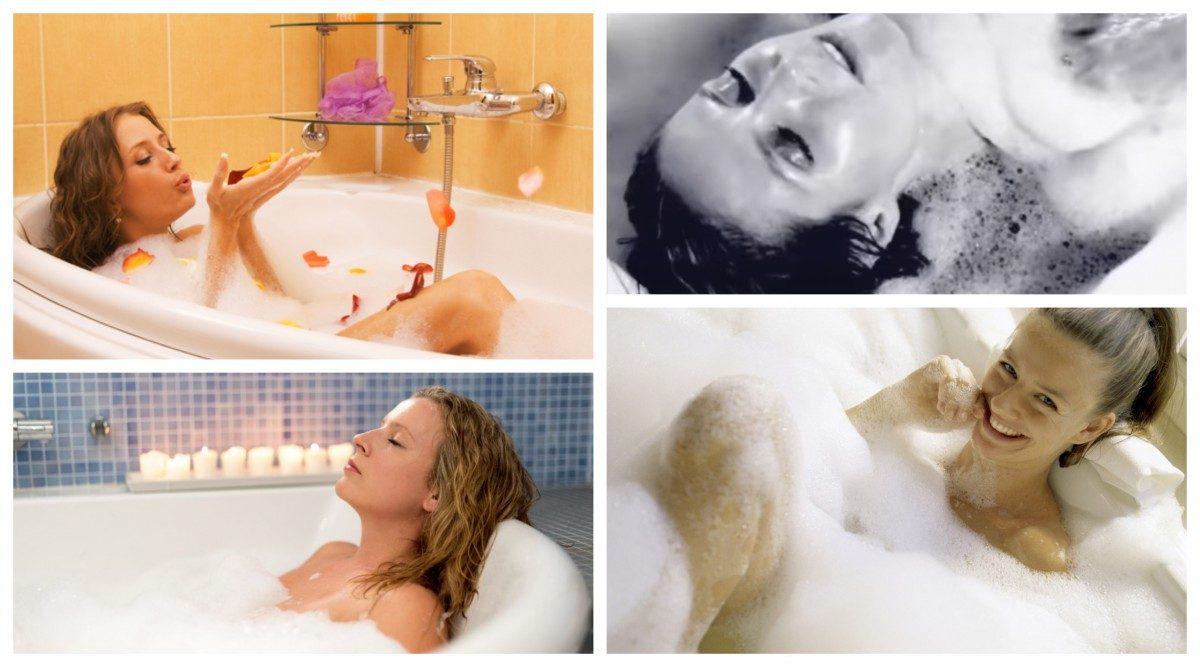 Ai incercat masturbarea in apa? Cum poti sa ai parte de placere maxima in timp ce faci baie